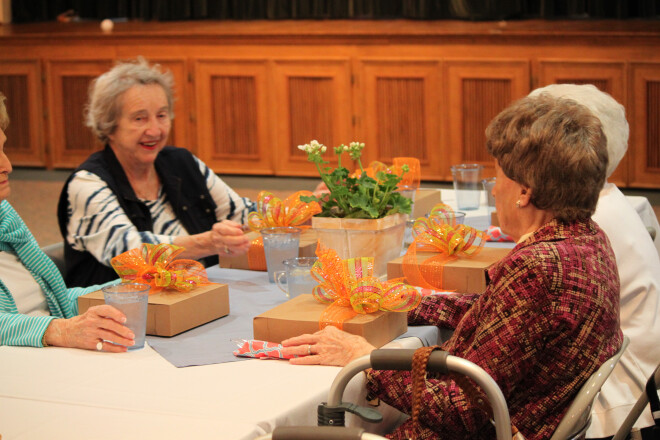 Cherished Member and Friends Luncheon
