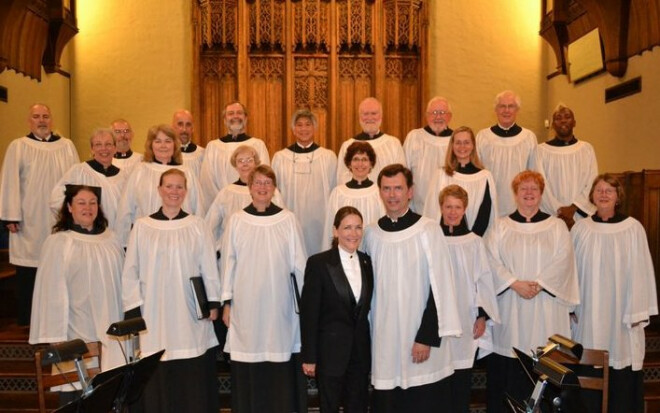 Choral Evensong with Schola Cantorum